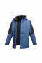 Men's Defender 3-in-1 Jacket in blue with black details