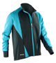 Men's Spiro Freedom Softshell in blue and black