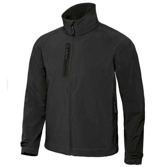 Men's X-Lite Softshell Jacket in black