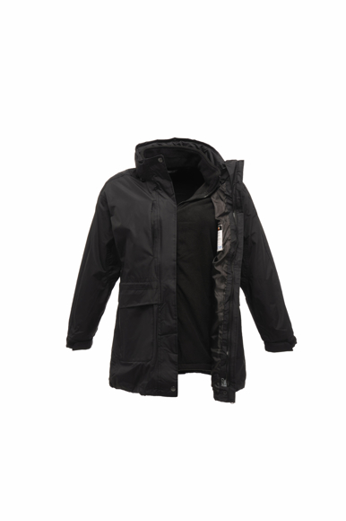 Women's Benson 3-in-1 Jacket in black