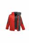 Women's Defender 3-in-1 Jacket in red