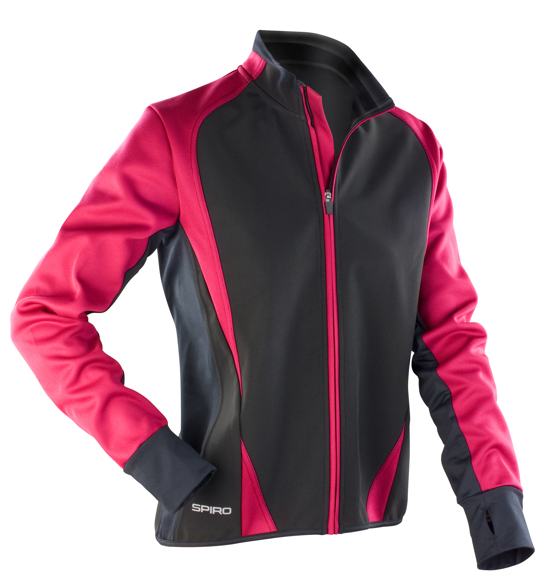 Women's Freedom Softshell Jacket in pink