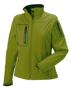 Women's Sports Softshell Jacket in green