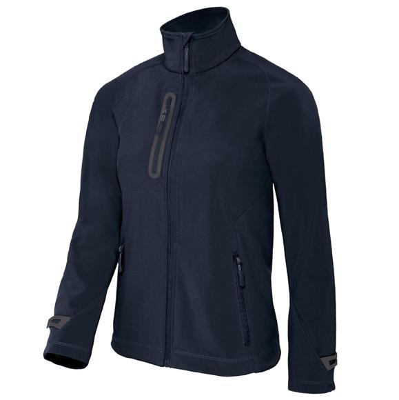 Women's X-Lite Softshell Jacket in navy