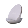 Grey wireless charging stand