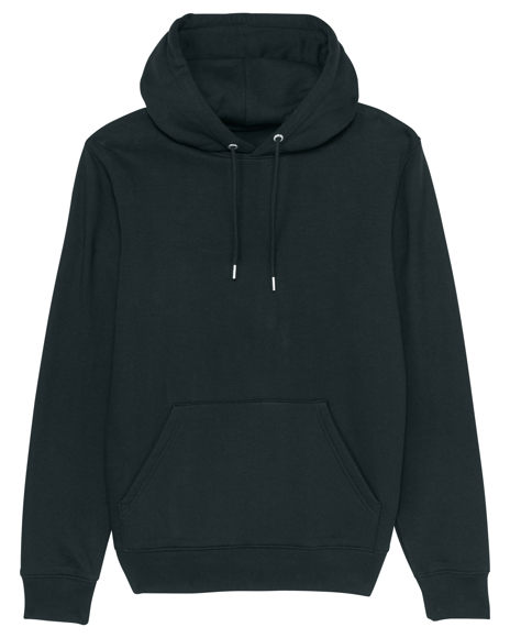 Cruiser Iconic Hoodie in Black