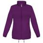 Women's Sirocco Jacket in purple