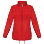 Women's Sirocco Jacket in red