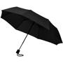 3 Section Auto Open Umbrella in black