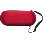 46 piece first aid kit case in red