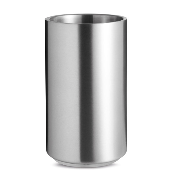 Coolio Bottle Cooler in silver