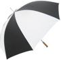 Golf Umbrella Bedford in black and white