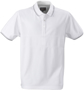 James Harves Rowlins Polo Shirt in White