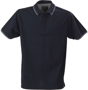 James Harves Rowlins Polo Shirt in Navy