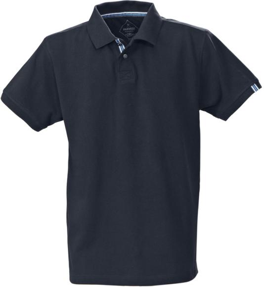 James Harvest Avon Polo Shirt in Navy