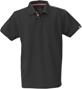 James Harvest Avon Polo Shirt in Black