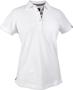 James Harvest Avon Polo Shirt Ladies White