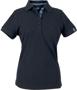 James Harvest Avon Polo Shirt Ladies Navy