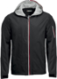 Seabrook Sailing Jacket Black
