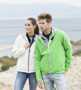 Seabrook Sailing Jacket Image of Lady and Gentleman Models