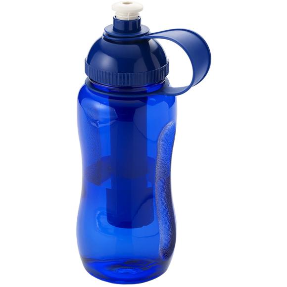 Ice Bar Sports Bottle in blue
