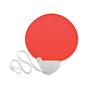 Medan Foldable Fan in red