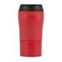 Mighty Mug Solo Travel Mug in red with black lid