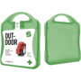 Outdoor First Aid Kit in green