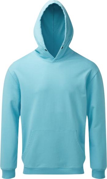 Men's coastal vintage hoodie Ocean Blue