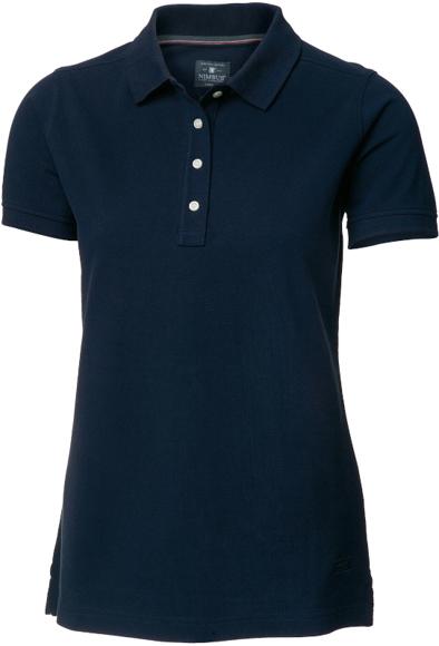 Nimbus Women's Yale Polo Shirt Navy