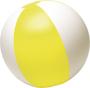 PVC Beach Ball in yellow