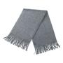 Suprefleece Dolomite Scarf in grey