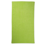 Tuva Beach Towel in green