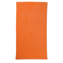 Tuva Beach Towel in orange