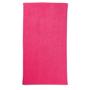 Tuva Beach Towel in pink