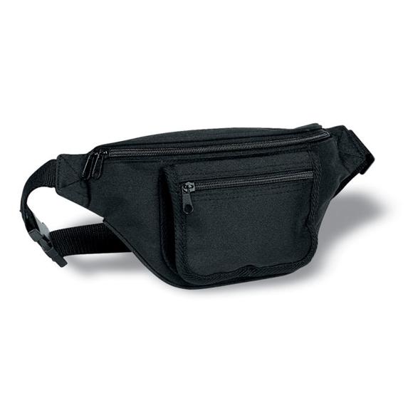 Waist Bag in black