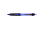 Uni-ball Power Tank Retractable Ball Pen in blue and black