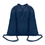 Colored Bag in navy