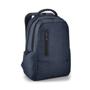 Boston Laptop Backpack in navy