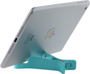 Dock Media Clip in mint with tablet in
