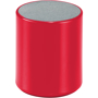 Ditty Bluetooth Speaker in red