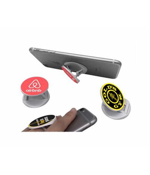 Phone Flip Grip Holder Stand in various colour prints