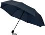 "21"" foldable auto open umbrella in navy"