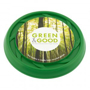 Recycled Frisbee in green with full colour print