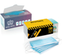 3 Ply Disposable Face Mask with full colour print box