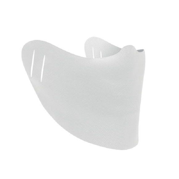 Coverface face mask in white