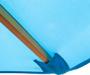 wooden parasol rib end