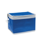Promocool Cooler bag in blue with white details