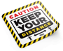 Picture of Social Distancing Floor Sticker