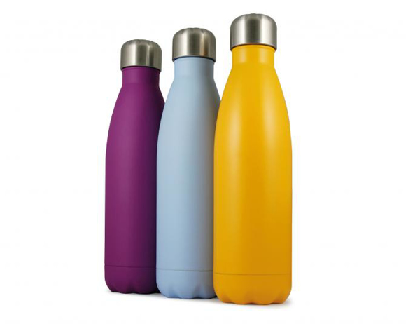 Picture of Antibacterial Insulated Metal Bottle